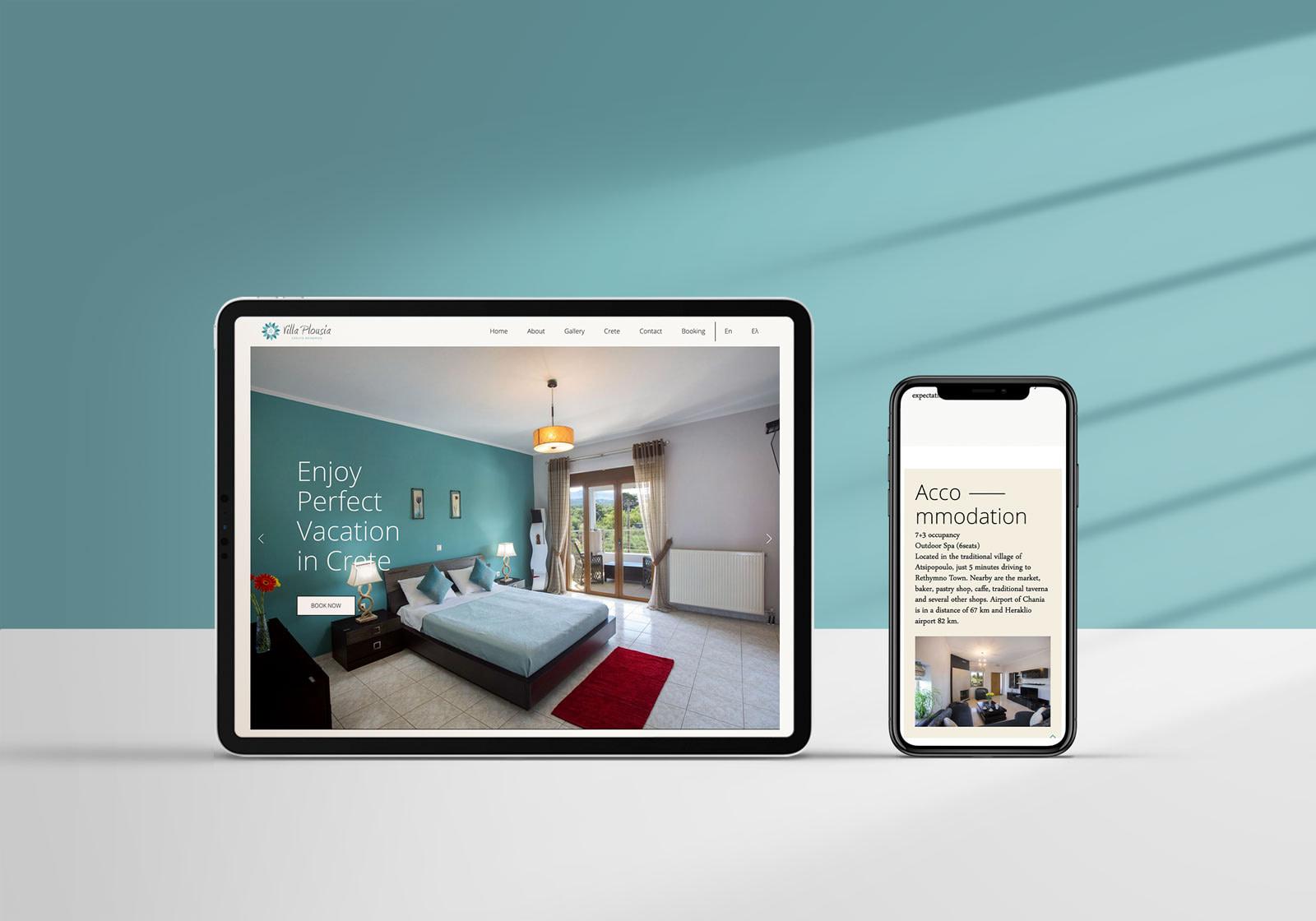 villa-plousia-website