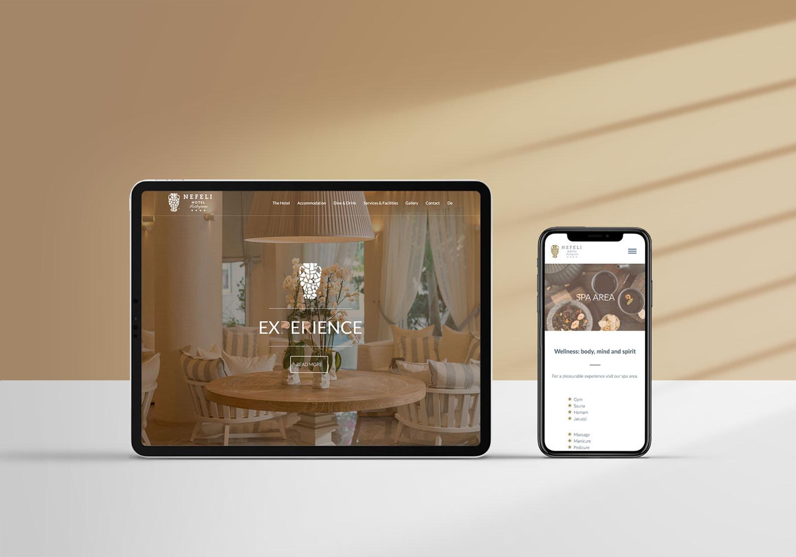 nefeli-hotel-website