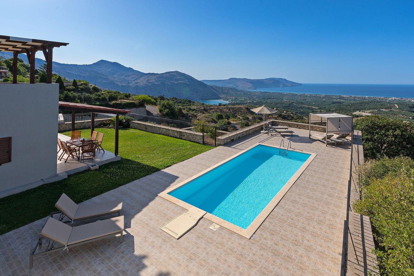 Pool View Crete