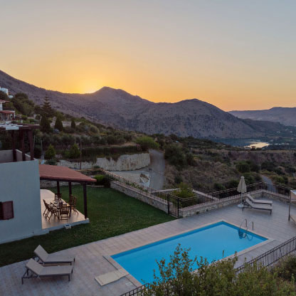Crete Photography Villas