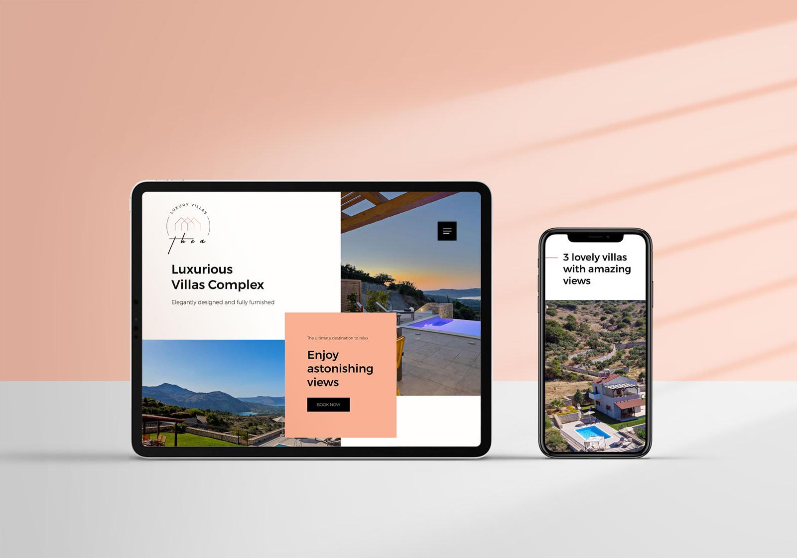 thea-villas-website