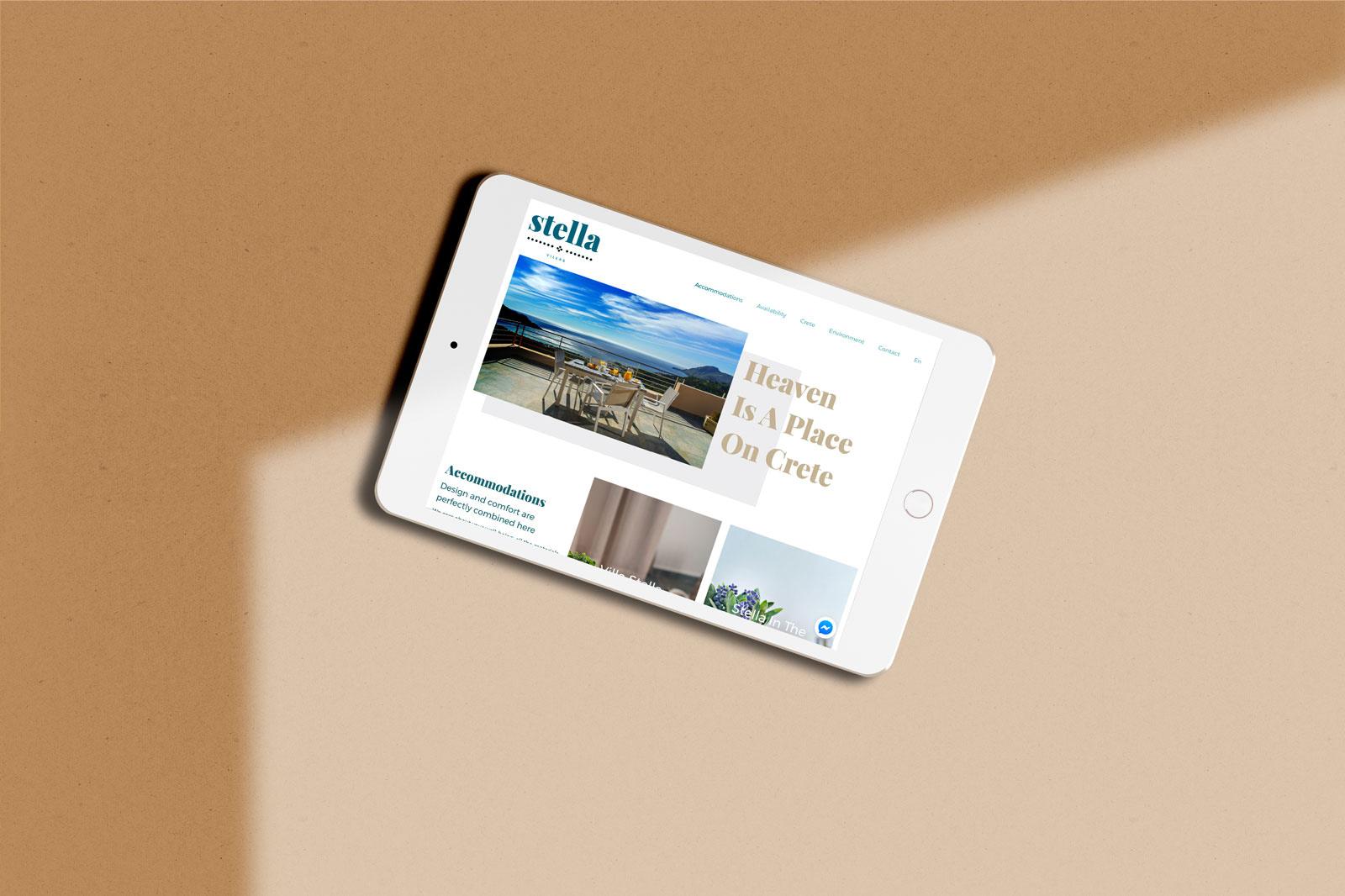 Websites In Crete - Rethymno